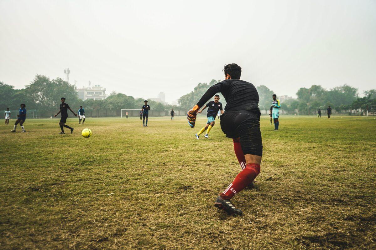 Co byste měli vědět, pokud budete hrát fotbal